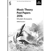 Music Theory Past Tests