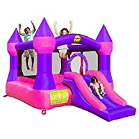 Happy Hop Castle Bouncer with Slide