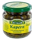 Feinkost Dittmann Kapern, 200 g