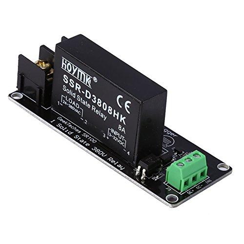 380V 8A Einzele kanal-Solid State Relais Board SSR Switch Controller für Arduino