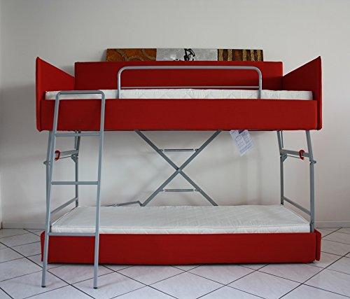 Ponti-Divani-SUITE-Divano-letto-a-castello-con-meccanismo-innovativo-a-tre-sicurezze-e-materassi-compresi-Produzione-italiana