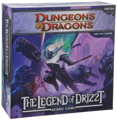 Preisvergleich Produktbild Legend of Drizzt Boardgame 355940000