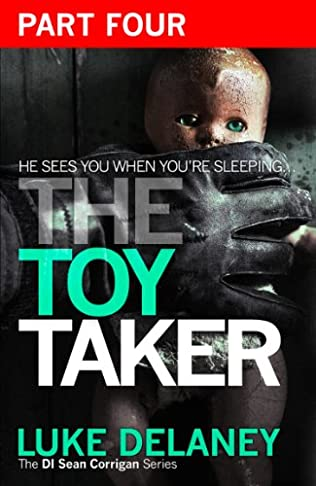 book cover of The Toy Taker Part 4