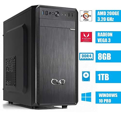 Torre de ordenador barata CEO Alpha V1
