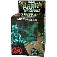 ToyCentre - Juego de soldados de juguete, 32 piezas (PY38)
