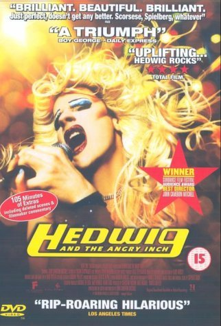Hedwig And The Angry Inch [DVD] by John Cameron Mitchell