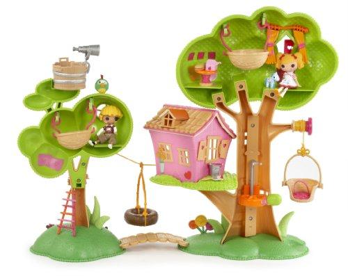Imagen 2 de Zapf Creation 506775E4C - Mini Lalaloopsy, Casa del árbol (plástico)