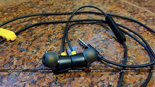 Mr Gaurav Realme in Ear Phone Sound Super (Black) Image 3