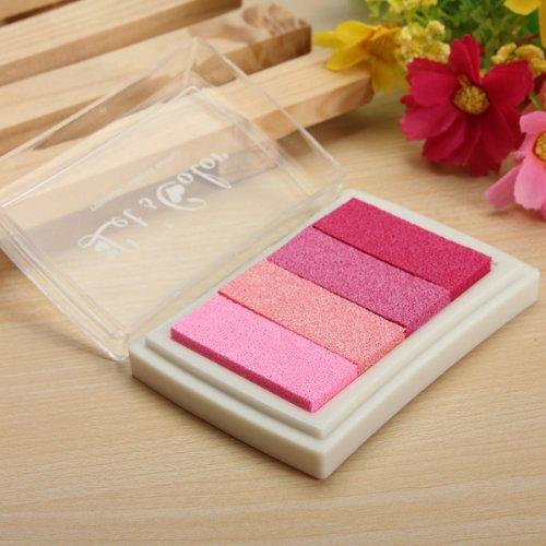 Generic Multicolor Inkpad Stamp Foam Ink Pad Diy Craft Card Inkpad