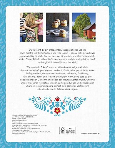 Lagom - Lebe glücklich wie die Schweden: Inspirationen und Ideen für ein Leben in Balance: Alle Infos bei Amazon