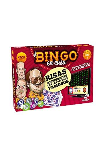 Bingo BINVI 4ªEdición 160 cartones