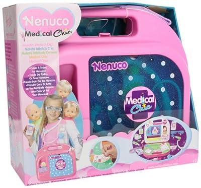 Nenuco - Maletín medical chic (Famosa 700010860) de Famosa