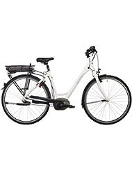 Ortler Zürich FL - Vélo électrique femme 7 vitesses - blanc 2017 Vélo de ville électrique