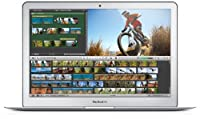 (REFURBISHED) Apple MacBook Air MD760LL/A / 4GB / 128GB 13.3-inch Laptop (4th Gen Core i5/4GB/128GB SSD/iOS/Integrated Graphics), Silver