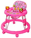 Mothertouch Chikoo Round Walker (Pink)