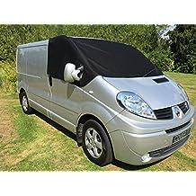 Cover It For Less - Protector de parabrisas para furgoneta Renault Trafic, Nissan Primastar y Opel Vivaro