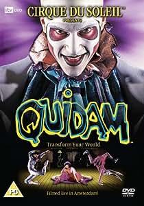 Cirque Du Soleil: Quidam [DVD] [1999]
