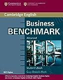 Business Benchmark: Internationale Ausgabe. Student's Book BEC Higher Edition