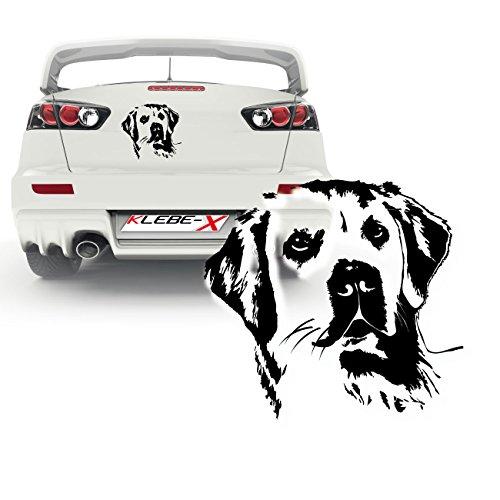 Golden Retriever Wand - oder Autotatttoo Foliensticker Hunde Motive   KB231