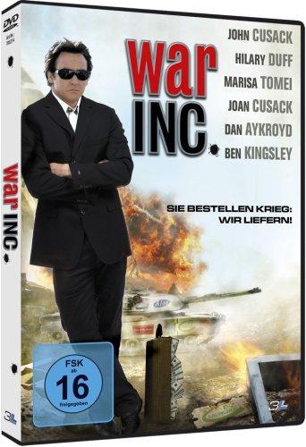 War Inc. - Sie bestellen Krieg: Wir liefern! -