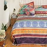 Desigual Bettbezug Perkal Tribal Galactic, Stoff, andere, 140 x 200 cm