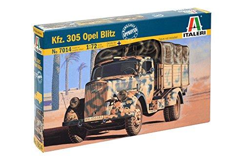 Italeri 7014 - opel blitz model kit  scala 1:72