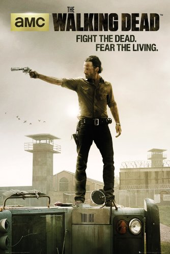 GB Eye LTD, The Walking Dead, Temporada 3, Maxi Poster