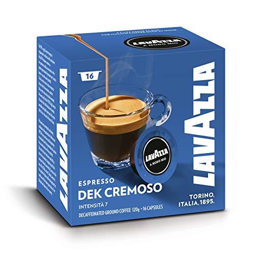 Caja 16 Capsulas Cafe Lavazza Amm Cremosamente