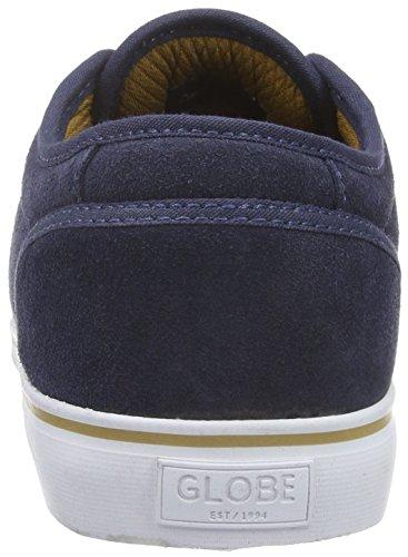 Globe Herren Motley Sneakers Blau (navy/tan)