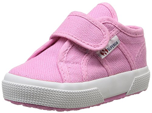 Superga 2750 Bvel, Chaussures Premiers pas mixte bébé, Bleu (933 Navy), 20 EU