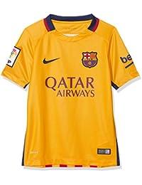 Nike 2ª Equipación FC Barcelona 2015/2016 - Camiseta Oficial niño