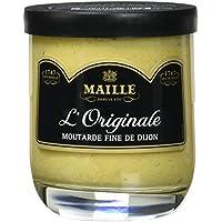 Maille Moutarde Fine de Dijon l'Originale Forte Verrine 165 g - Lot de 3
