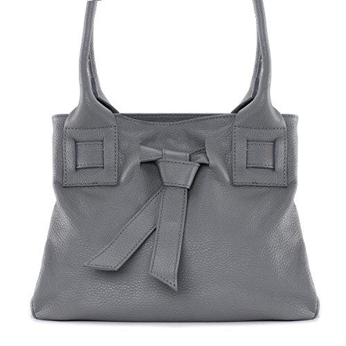 OH MY BAG Sac à Main CUIR femme - Modèle Noody - nouvelle collection 2018