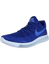 NIKE Mens Lunarepic Low Flyknit 2 Running Shoes