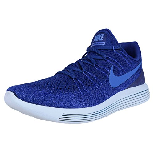 Luna repic Low Flyknit 2 Blau