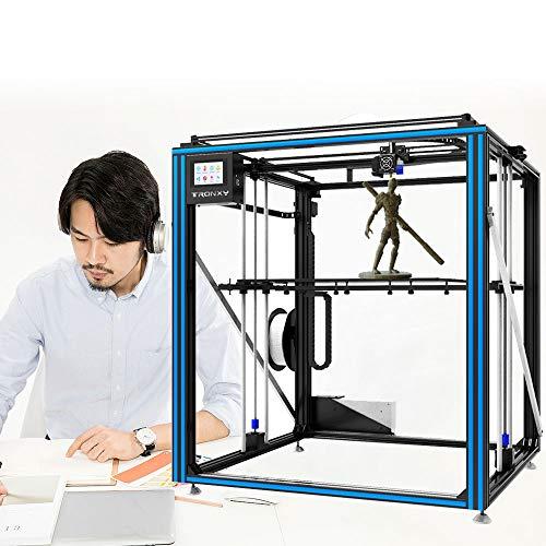 TRONXY X5SA-500 3D-Drucker-Bausatz, Auto-Nivellierung, Glühfadensensor, Druckwiederaufnahme, Vollmetallwürfel mit 3,5-Zoll-Touchscreen, Supergroßdruckgröße 500 * 500 * 600 - 5