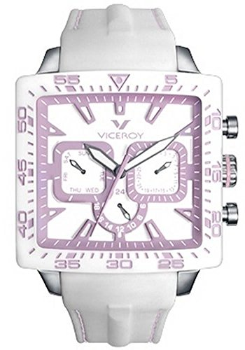 Reloj Viceroy Fun Colors 432101-75 Unisex Blanco