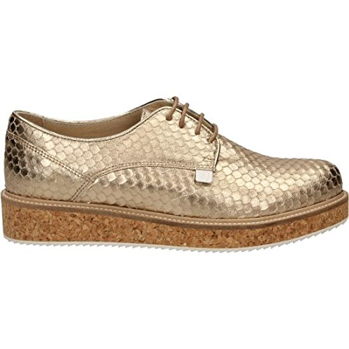 trussardi-jeans-by-trussardi-womens-cross-trainers-gold-gold-4-gold-size-5