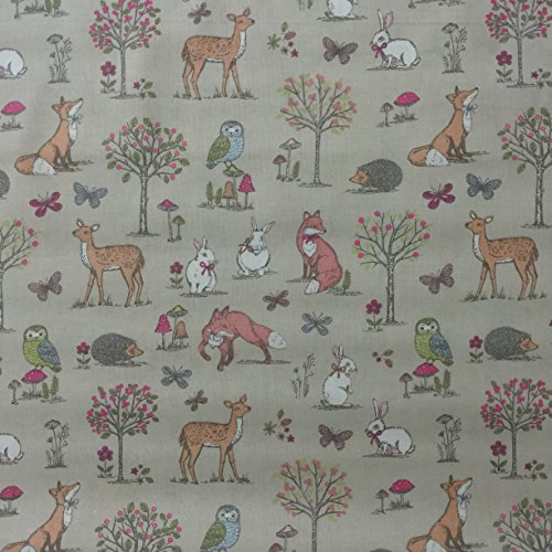 CHILDREN/'S FABRICS 100/% Cotton BOYS GIRLS Upholstery Curtains Cushions PER METRE