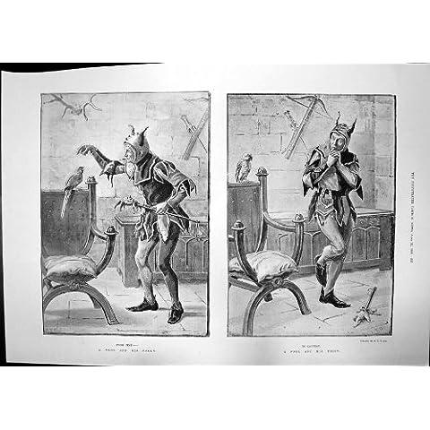 Mp 1891 Serio di Follia S Dadd O'Gorman Mahon dello Sciocco di Scherzo