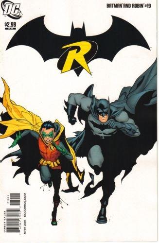 Batman and Robin, Vol. 1 #19A