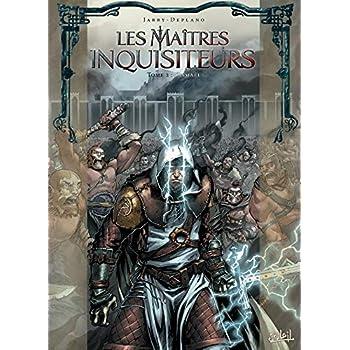Les Maîtres inquisiteurs T2 - Sasmaël