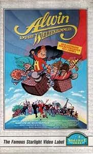 Alwin und die Weltenbummler [VHS]