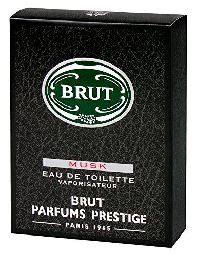 Roh Federmäppchen Moschus Eau de Toilette 100ml + Deodorant 200ml + mini-gel-Rasur 75ml