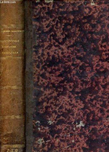 BUFFON POPULAIRE ILLUSTRE OU DICTIONNAIRE D'HISTOIRE NATURELLE - Botanique, zoologie, minéralogie, géologie et les curiosité et merveilles de la NAture / 3000 gravures inédites.