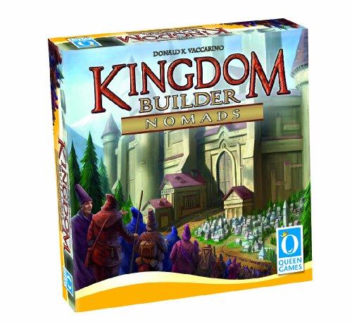 Imagen principal de Asmodée QGKB02 Kingdom Builder Nomads - Juego de mesa