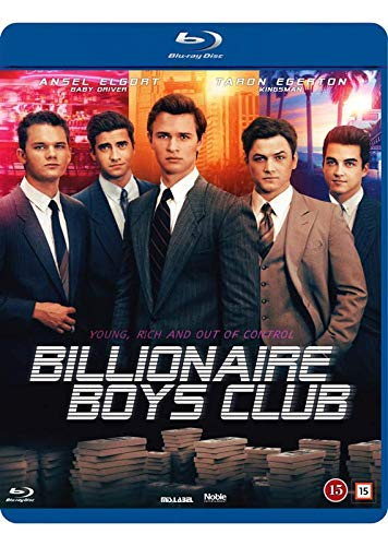 Billionaire Boys Club (2018) ( ) [ Dänische Import ] (Blu-Ray) -