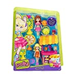 POLLY POCKET - LEMONADE PARTY (2 DOLLS) (DHY69) by Polly Pocket