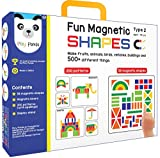#10: Fun Magnetic Shapes (junior) : Type 2 with 58 magnetic shapes, 164 pattern book, magnetic board and display stand