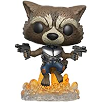 Funko - Rocket figura de vinilo, colección de POP, seria Guardians of the Galaxy 2 (13270)
